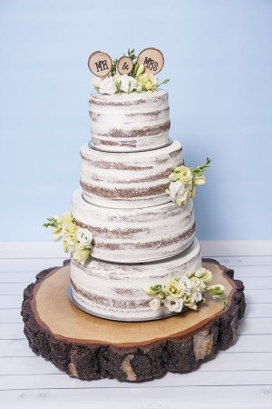 naked cake lublin, torty rustykalne lubelskie